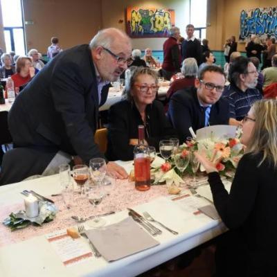 repas du CCAS 2017